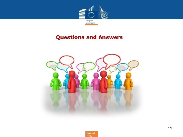 Questions and Answers 19 Regional Policy