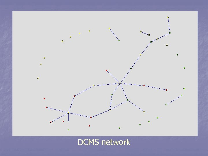 DCMS network