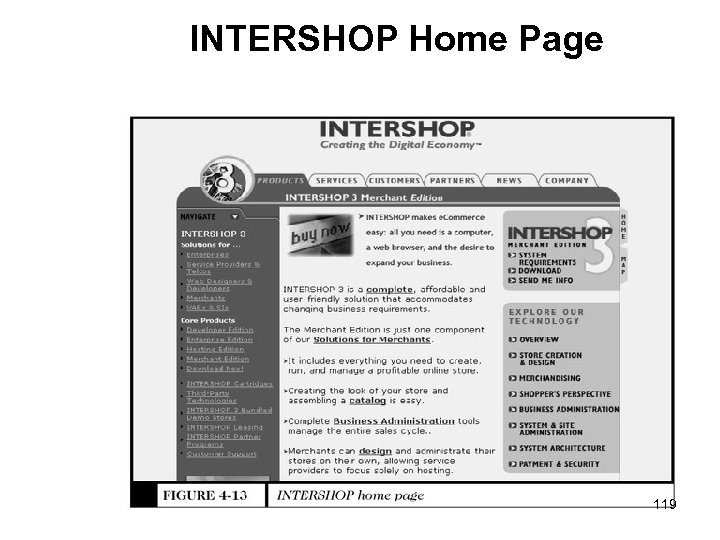 INTERSHOP Home Page 119