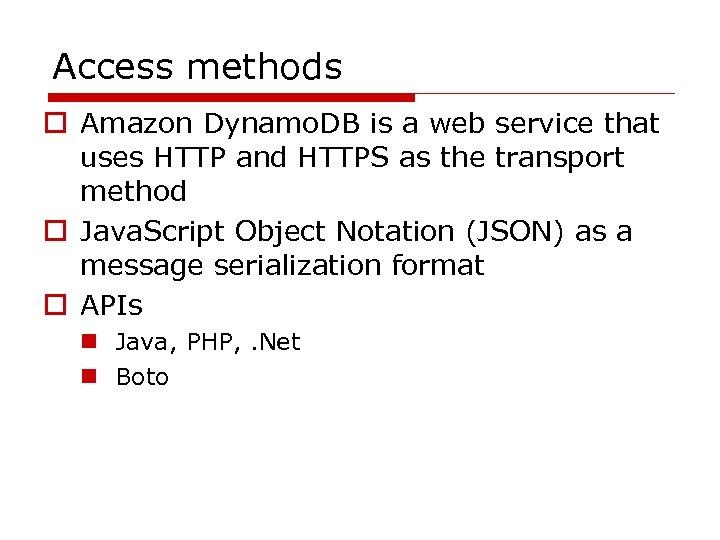 Cloud Computing Amazon Web Services — introduction Keke