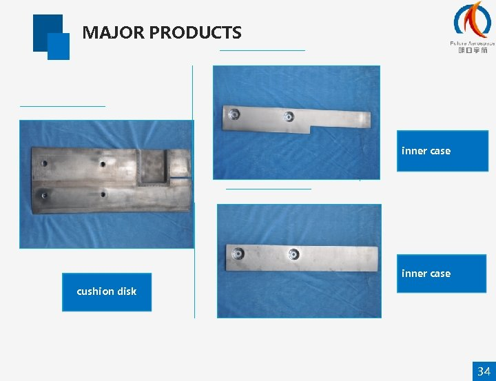 MAJOR PRODUCTS inner case cushion disk 34