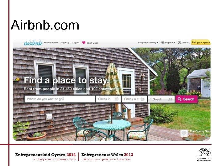 Airbnb. com