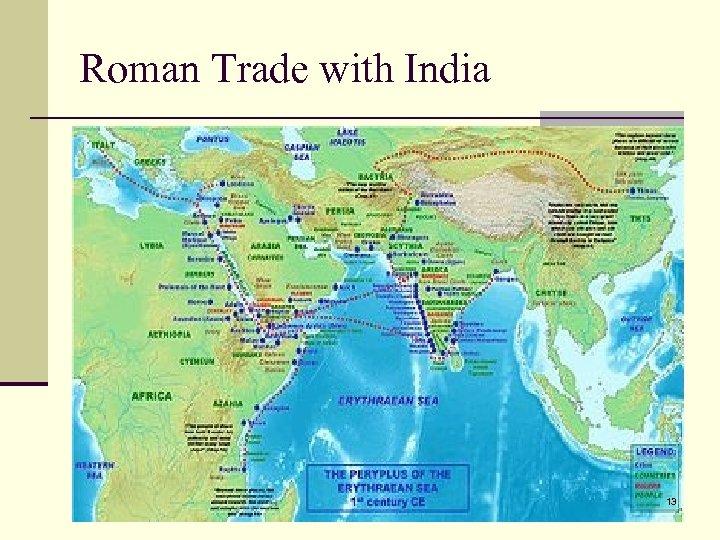 Roman Trade with India 13