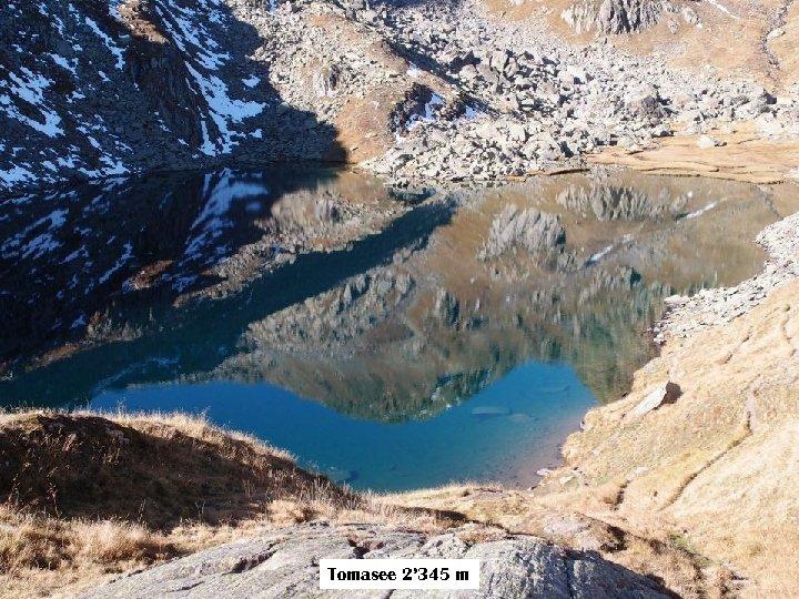 Tomasee 2' 345 m