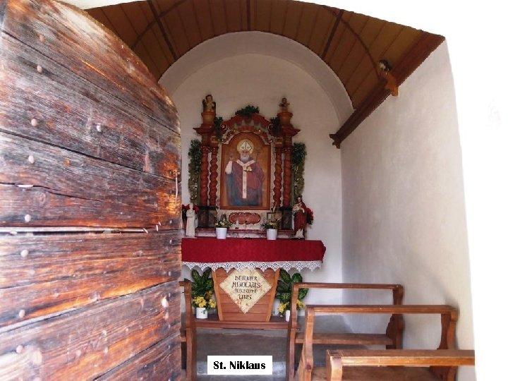 St. Niklaus