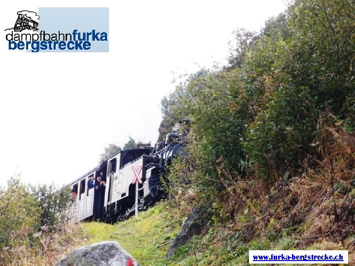 www. furka-bergstrecke. ch