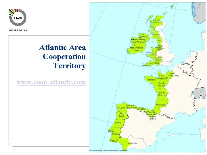 Atlantic Area Cooperation Territory www. coop-atlantic. com
