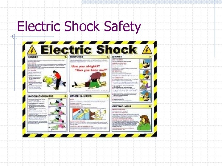 Electric Shock Safety