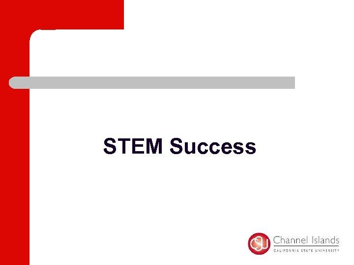 STEM Success