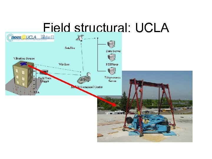 Field structural: UCLA