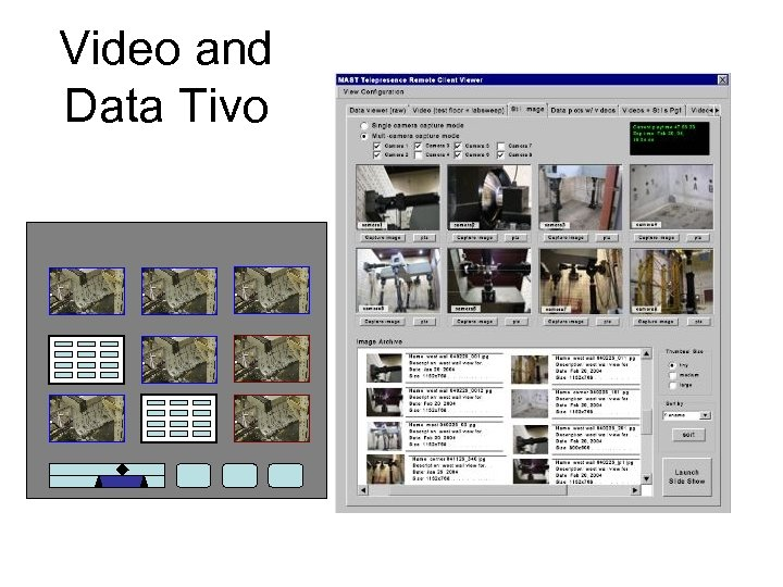 Video and Data Tivo