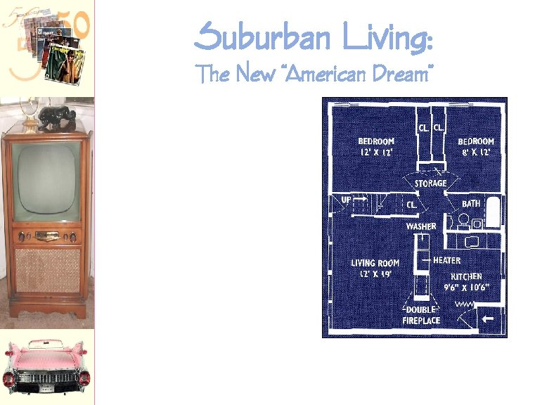 "Suburban Living: The New ""American Dream"""