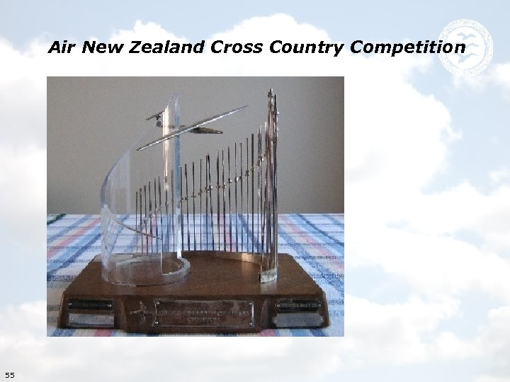 Air New Zealand Cross Country Competition 55