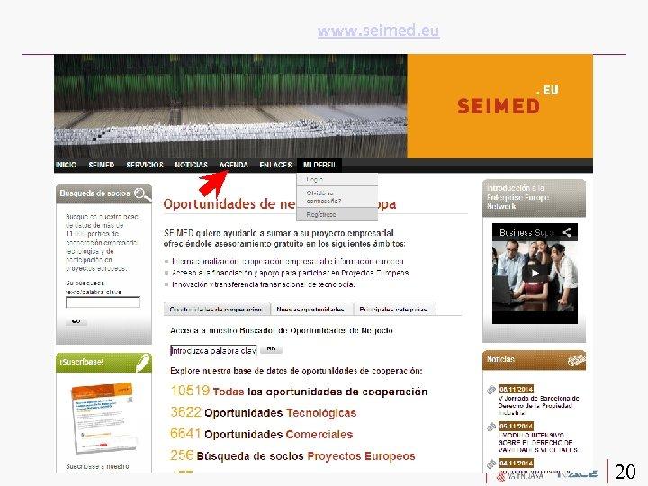 www. seimed. eu 20