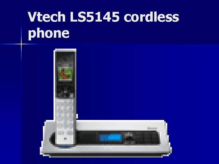 Vtech LS 5145 cordless phone