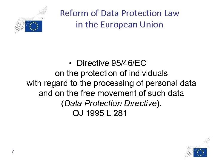 eu data protection law enforcement directive - 720×540