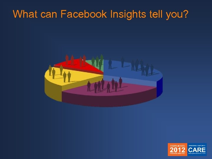 What can Facebook Insights tell you?