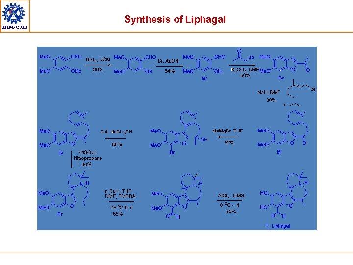 IIIM-CSIR Synthesis of Liphagal