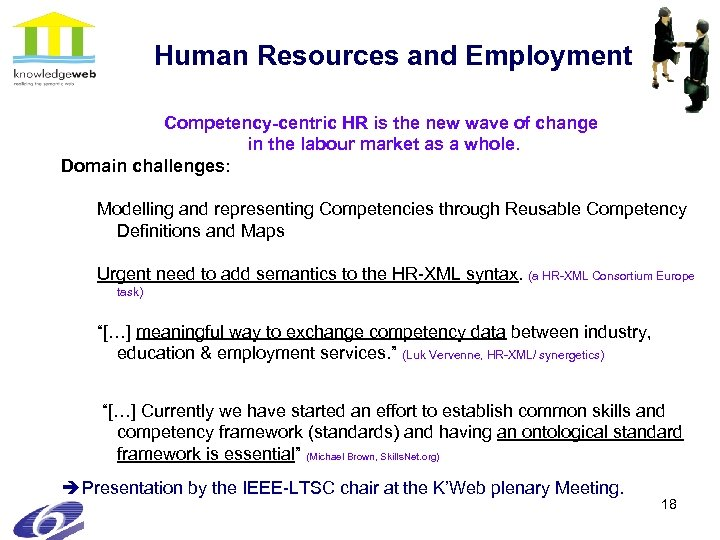 Human Resources and Employment Competency-centric HR is the new wave of change in the