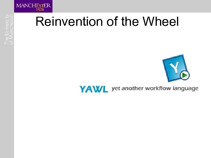 Reinvention of the Wheel