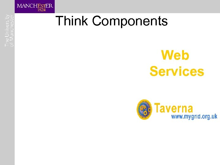 Think Components Web Services