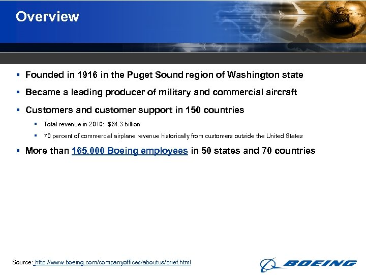 Overview § Founded in 1916 in the Puget Sound region of Washington state §