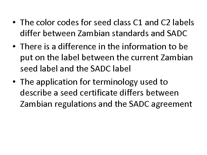 • The color codes for seed class C 1 and C 2 labels