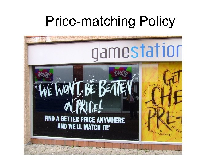 Price-matching Policy