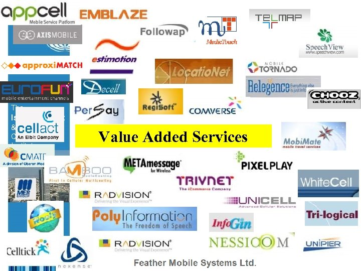 The Israeli Export & International Cooperation Institute Value Added Services