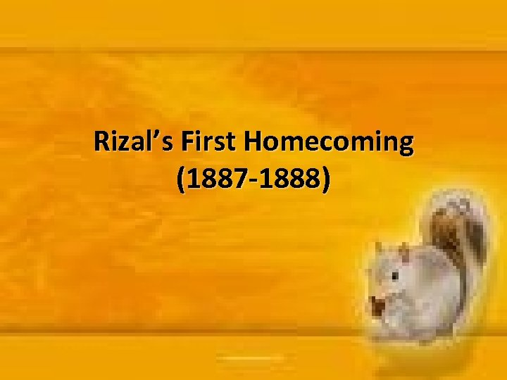 chapter 13 rizal s visit to the united states Transcript of jose rizal chapter 13 & 14 rizal's visit to the united states (1888) rizal's visit to the united states (1888) rizal first saw america on april 28, 1888 his arrival in this great country was marred by racial prejudice.