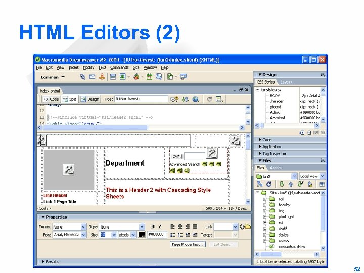 HTML Editors (2) 52