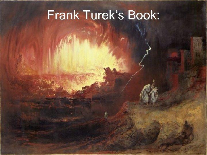 Frank Turek's Book:
