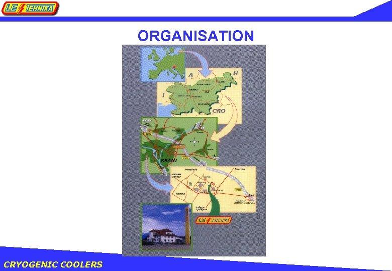 ORGANISATION CRYOGENIC COOLERS