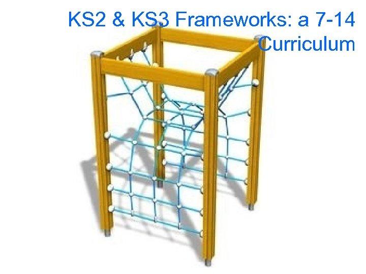 KS 2 & KS 3 Frameworks: a 7 -14 Curriculum