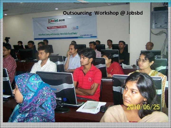 Outsourcing Workshop @ Jobsbd