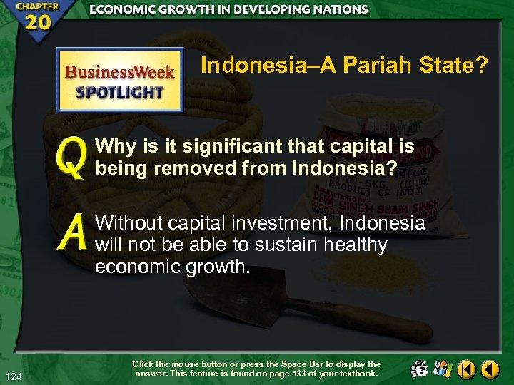 Indonesia–A Pariah State? Why is it significant that capital is being removed from Indonesia?