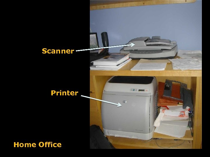 Scanner Printer Home Office