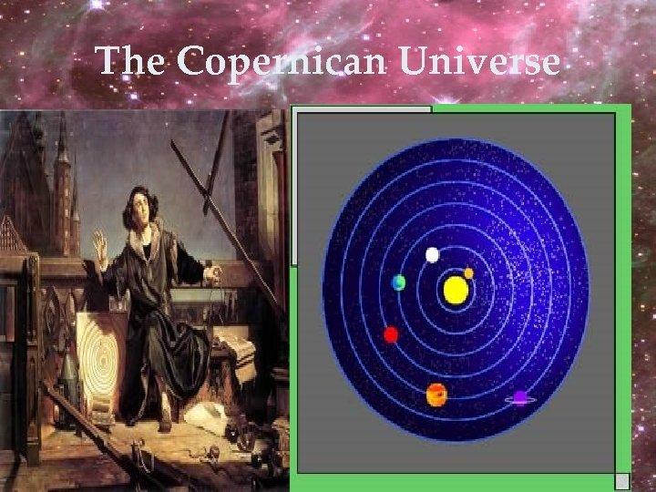 The Copernican Universe