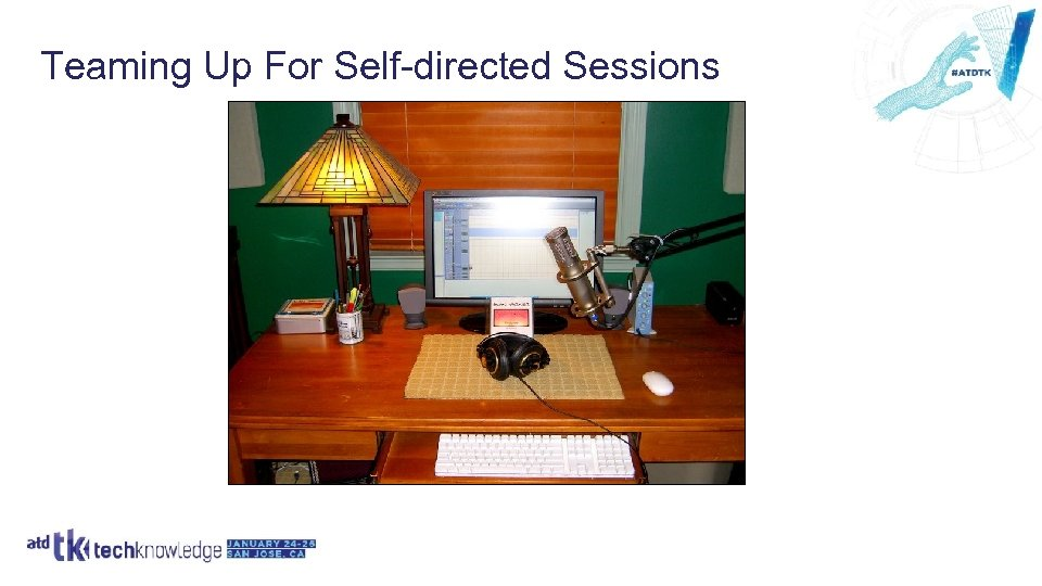 Teaming Up For Self-directed Sessions