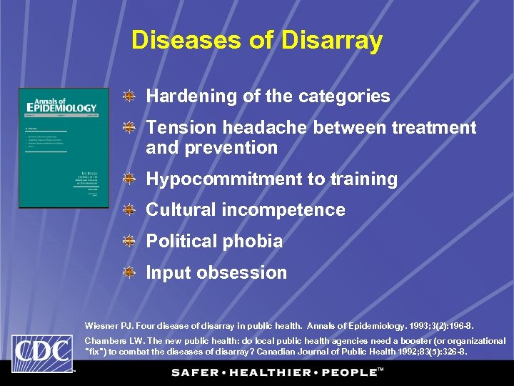Diseases of Disarray Hardening of the categories Tension headache between treatment and prevention Hypocommitment
