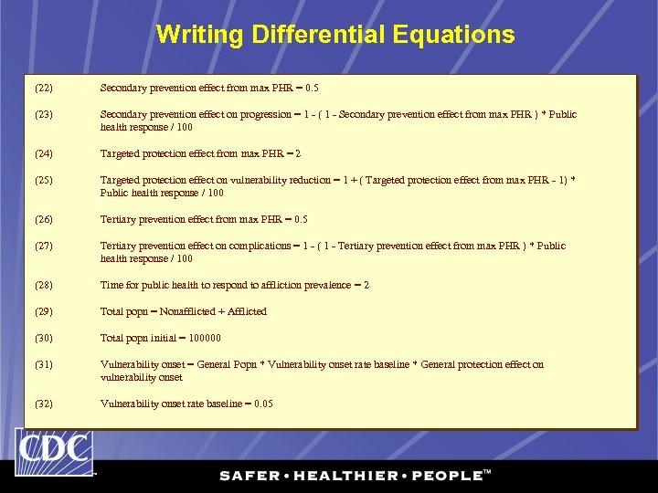 Writing Differential Equations (22) (23) (24) (25) (26) (27) (28) (29) (30) (31) (32)