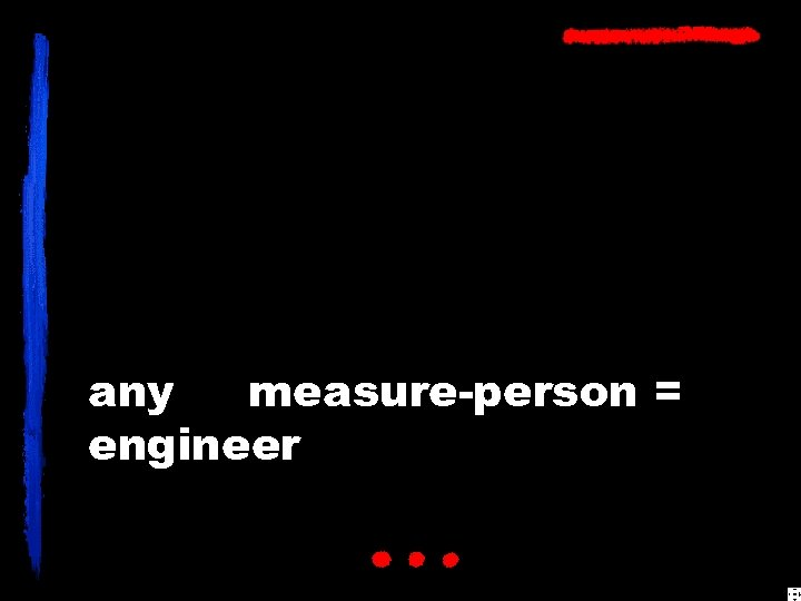 any measure-person = engineer