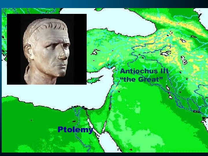 """Antiochus III """"the Great"""" Ptolemy"""