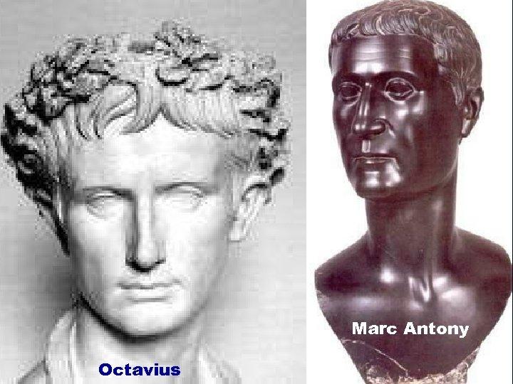 Marc Antony Octavius