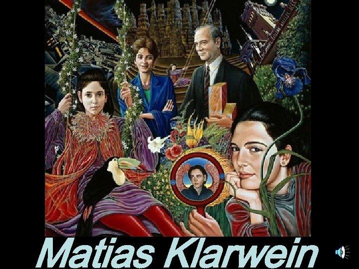 Matias Klarwein