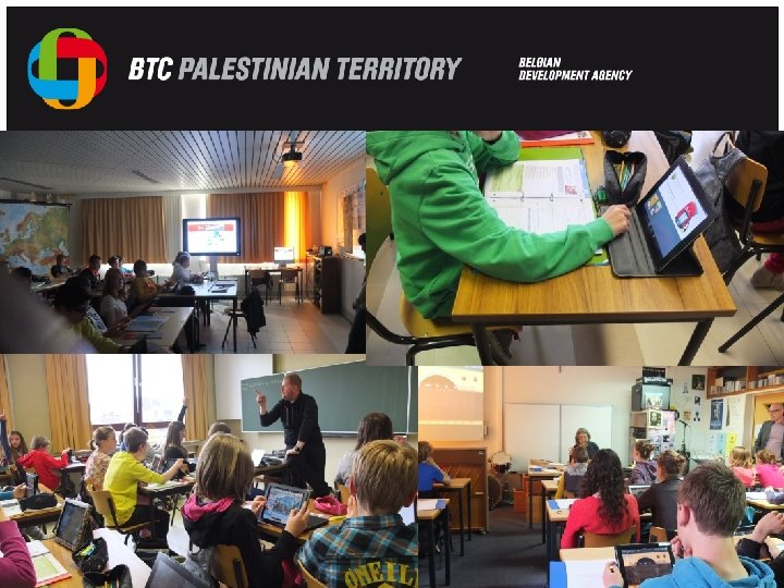 I-Pad @Blankenberge A world of opportunities! E-learning – Lessons learned – Belgium 21