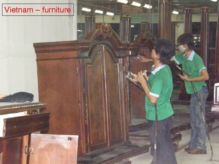 Vietnam – furniture