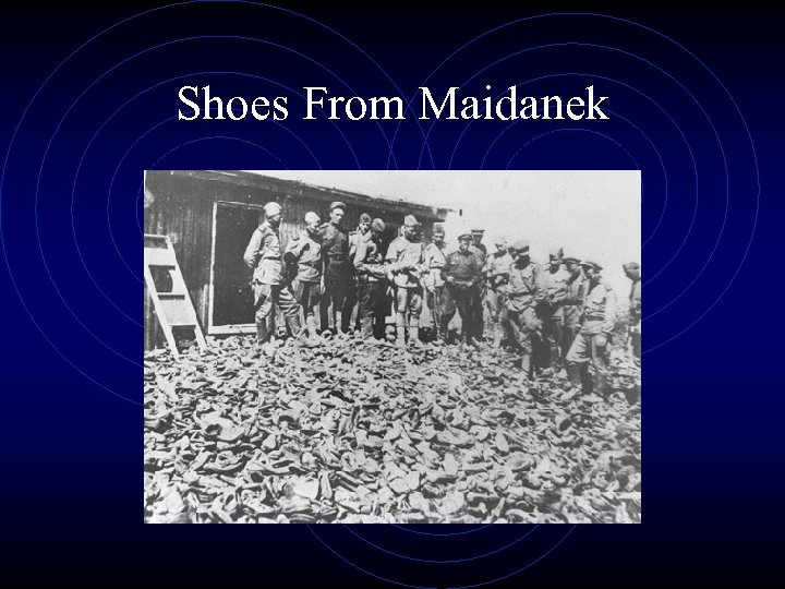 Shoes From Maidanek