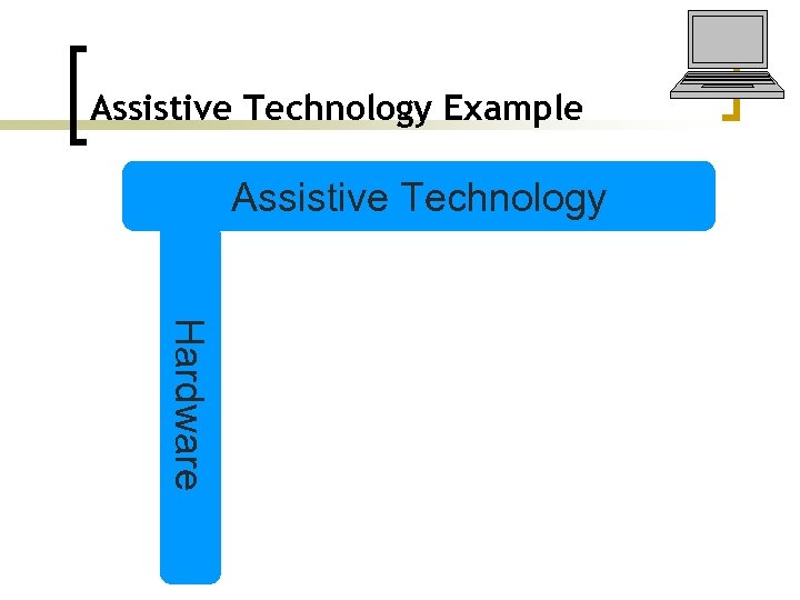Assistive Technology Example Assistive Technology Hardware