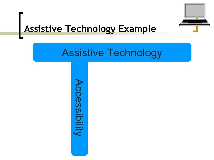 Assistive Technology Example Assistive Technology Accessibility
